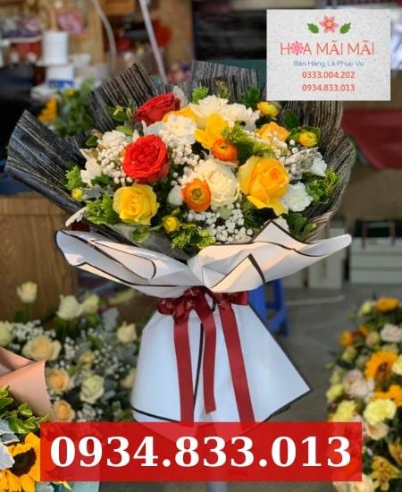 Đặt hoa sinh nhật tại Quảng Ngãi