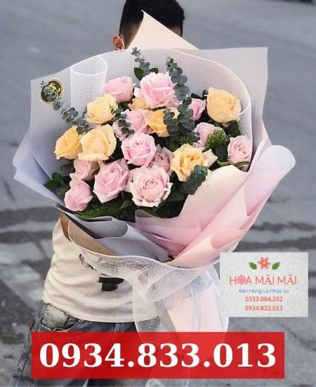 Đặt hoa sinh nhật tại Bình Định