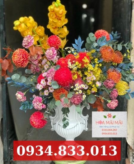 Tiệm hoa tươi Bình Định