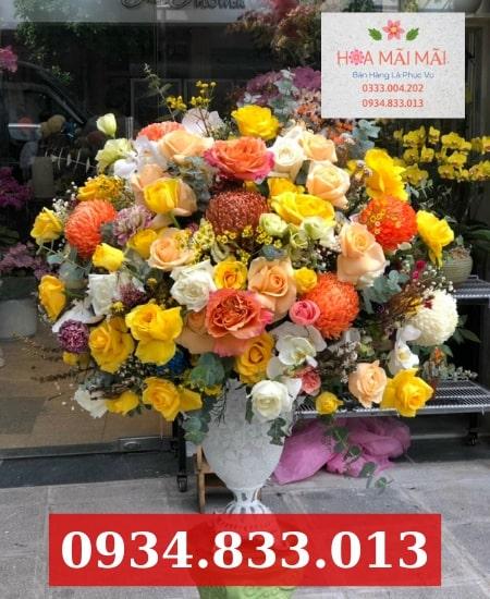Đặt hoa tươi online Bình Định