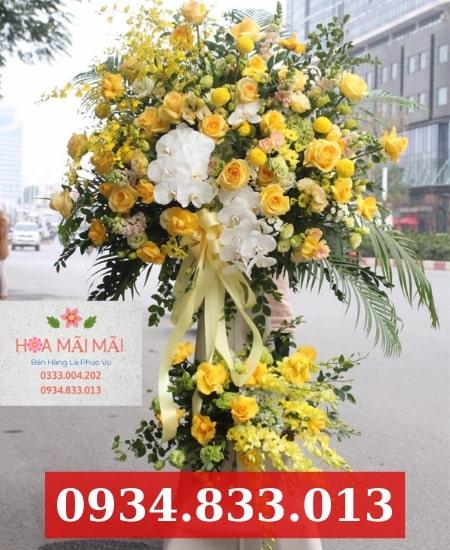 Cửa hàng hoa khai trương Tuy Hòa