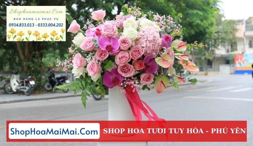 Shop hoa tươi chất lượng Phú Yên