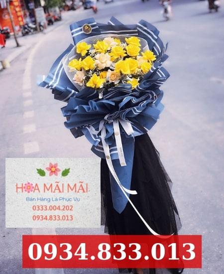 Đặt hoa tươi online Tuy Hòa
