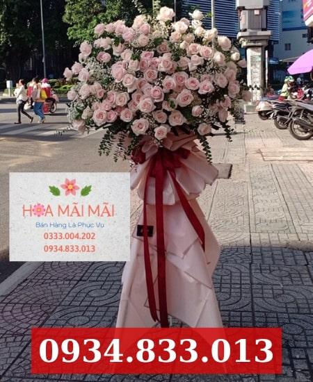 Cửa hàng hoa khai trương Khánh Hòa