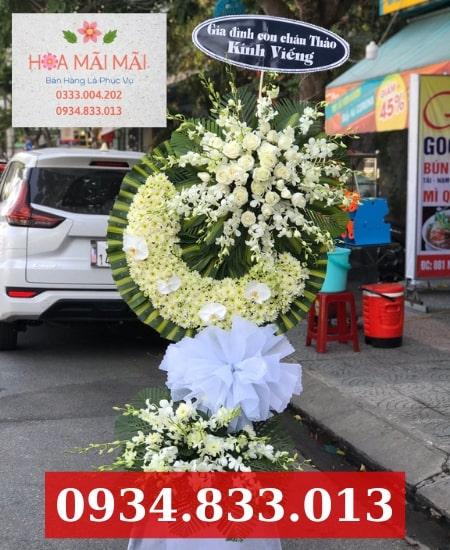 Điện hoa chia buồn Khánh Hòa