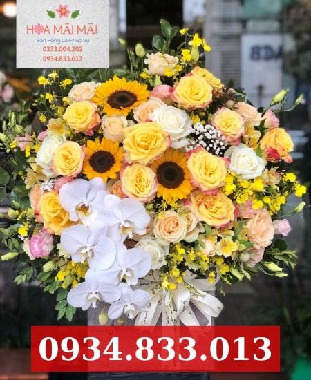 Tiệm hoa tươi uy tín An Giang