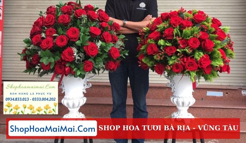 Cửa hàng hoa tươi Vũng Tàu