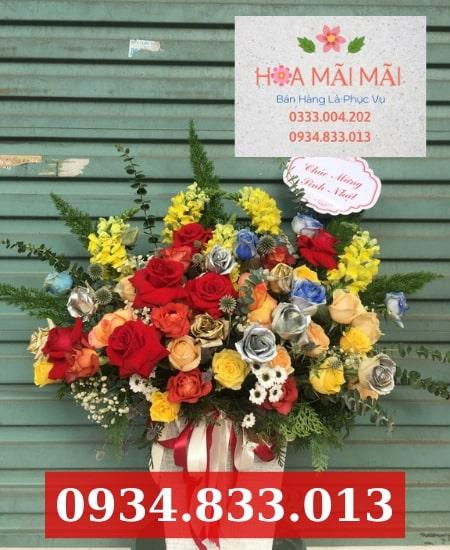 Cắm hoa theo yêu cầu tại Bà Rịa
