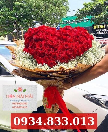 Mua Hoa Tặng Bạn Gái Ninh Thuận