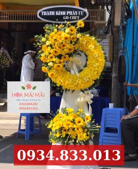 Giao hoa thăm viếng tận nơi Bắc Giang