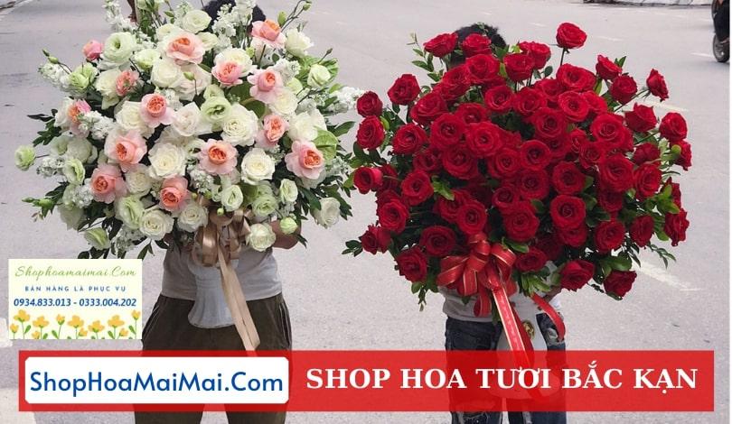 Shop hoa tươi online Bắc Kạn