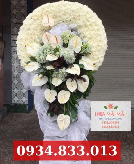 Cửa hàng hoa tang lễ Bắc Kạn