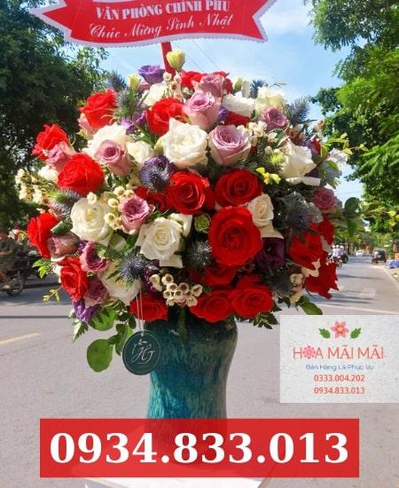 Mua hoa tươi online Bắc Kạn