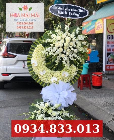 Shop hoa tang lễ Bạc Liêu