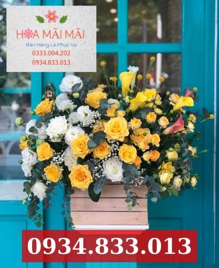 Cửa hàng hoa tươi Bạc Liêu