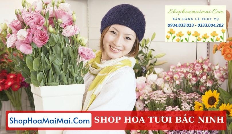 Shop hoa tươi Bắc Ninh