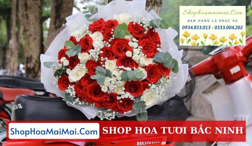Tiệm hoa tươi online Bắc Ninh