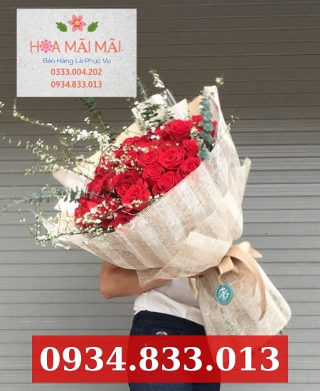 Mua hoa tươi online Bắc Ninh