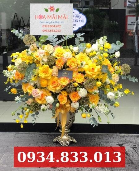 Tiệm hoa tươi tại Thủ Dầu Một