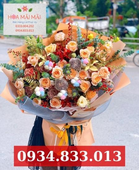 Cắm Hoa Theo Yêu Cầu Tại Bắc Ninh