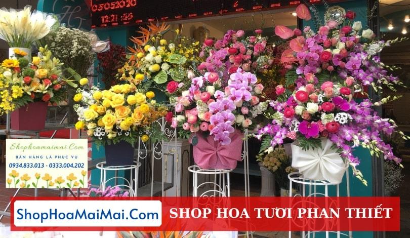 Shop hoa tươi uy tín Phan Thiết