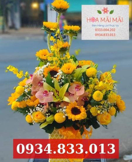 Giao hoa tươi tận nơi tại Khánh Hòa