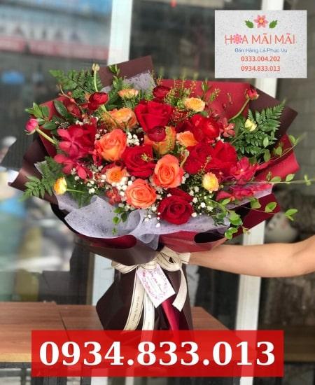 Cắm Hoa Theo Ý Tưởng Thị Xã Tân Châu