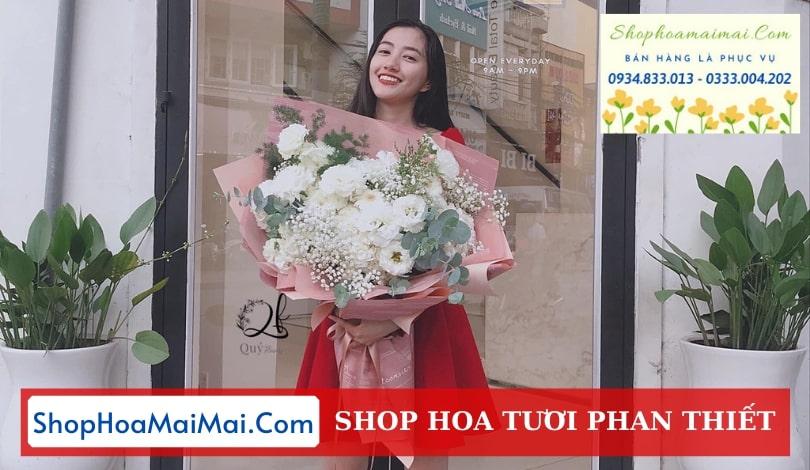 Đặt hoa tươi online Phan Thiết