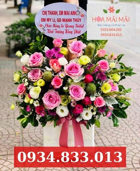 Đặt hoa sinh nhật tại Cà Mau