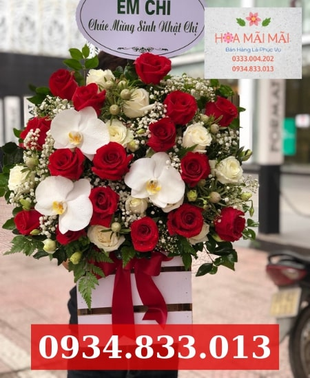 Đặt hoa tươi online quận Sơn Trà