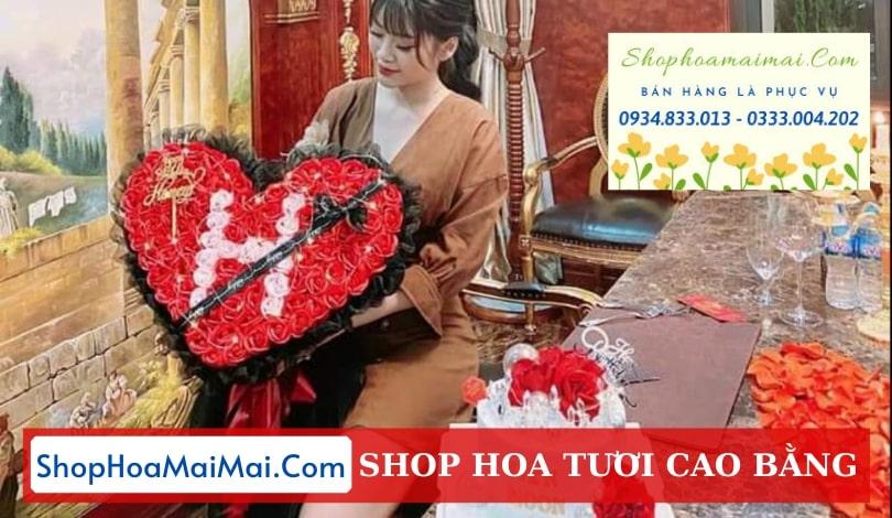 Shop hoa tươi tại Cao Bằng