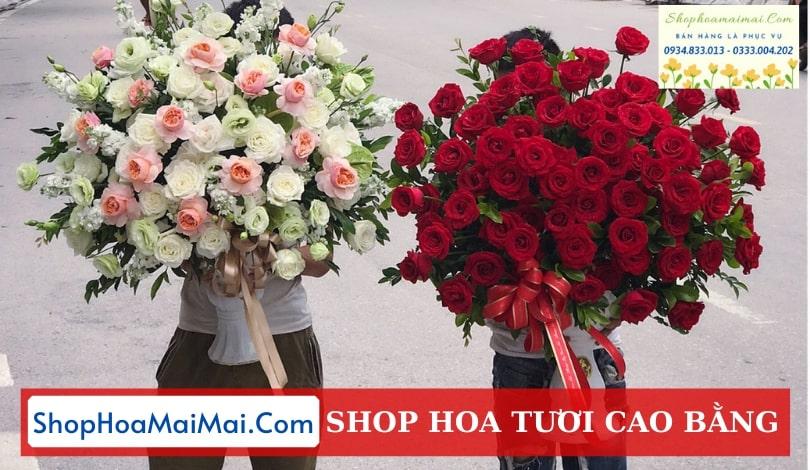 Điện hoa tươi tại Cao Bằng