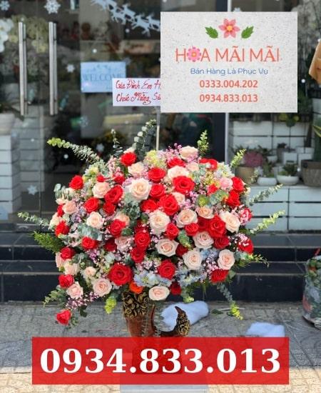 Mua hoa tươi online tại Cao Bằng