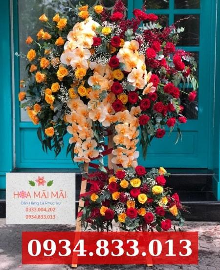 Shop Hoa Khai Trương Huyện Bắc Tân Uyên