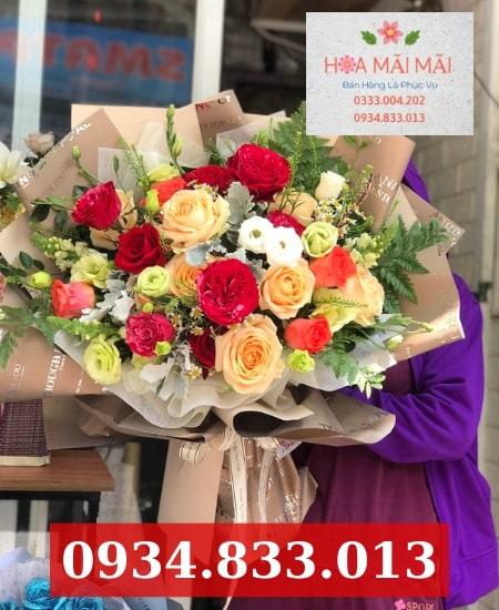 Mua hoa tươi giao hoa tận nơi Buôn Mê Thuột