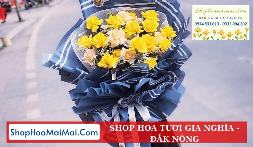 Tiệm hoa tươi Đắk Nông