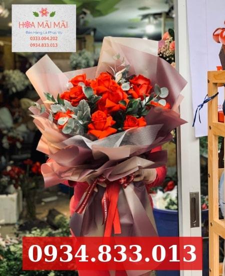 Cắm hoa theo yêu cầu tại Gia Nghĩa