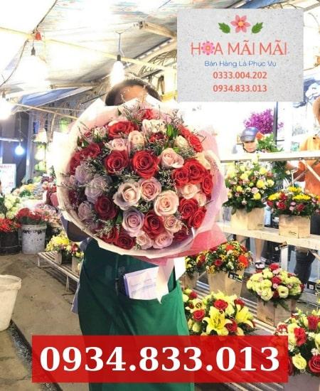 Tiệm Hoa Tươi Uy Tín Ninh Hải