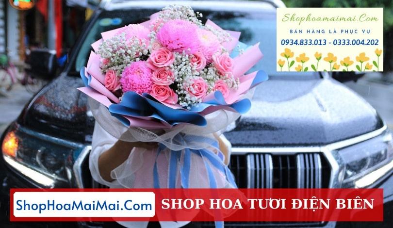 Đặt hoa tươi online Điện Biên
