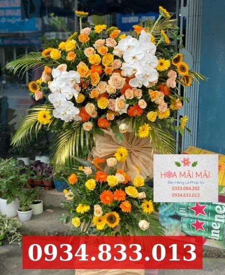 Cửa Hàng Hoa Khai Trương Huyện Đông Hòa