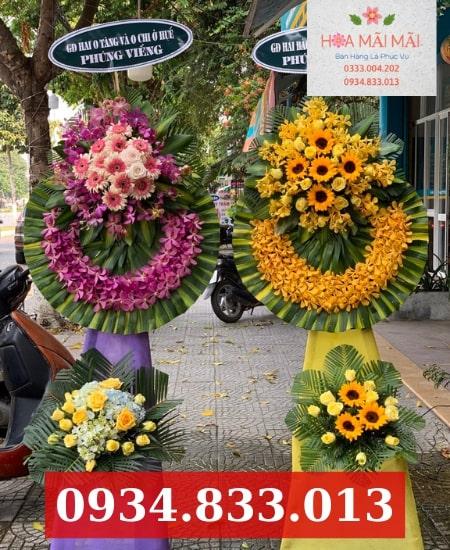 Cửa hàng hoa đám tang Biên Hòa