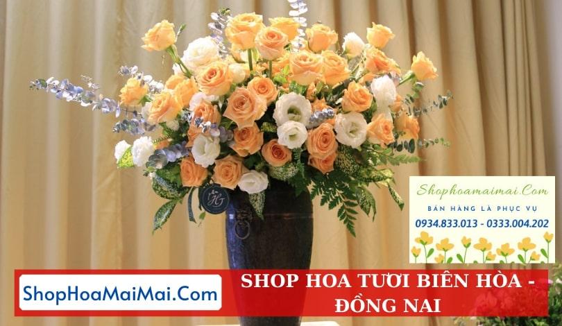 Giao hoa tận nơi tại Biên Hòa