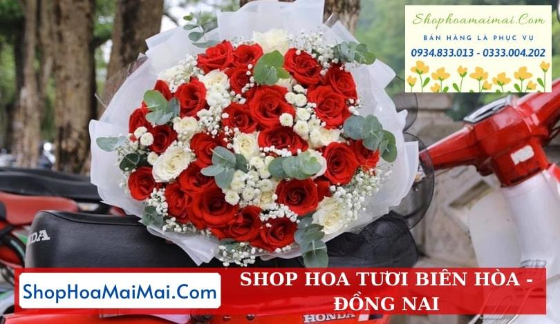 Cửa hàng hoa tươi Biên Hòa