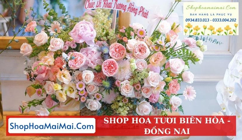 Ship hoa tận nơi tại Biên Hòa