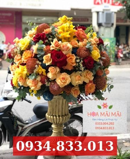 Đặt hoa tươi online huyện Khánh Sơn