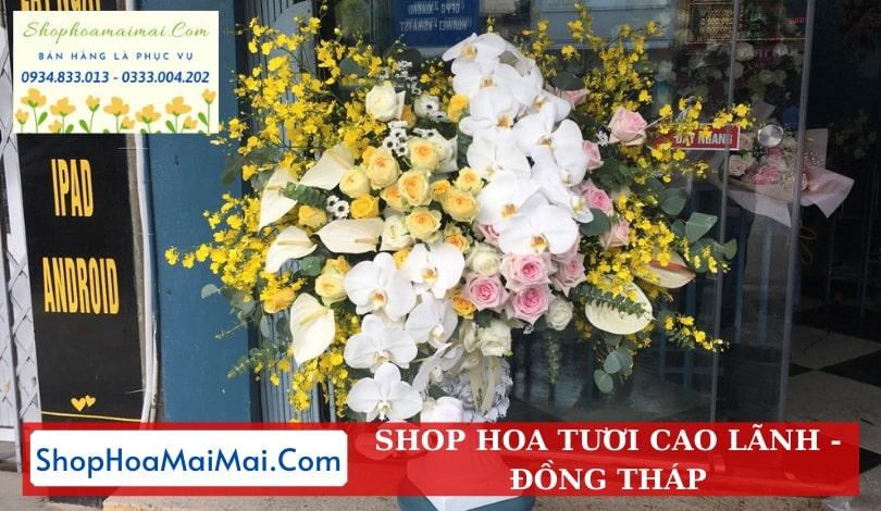 Mua hoa tươi online Đồng Tháp