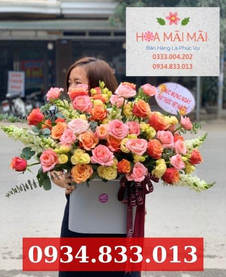 Tiệm Hoa Tươi Tại Huyện Tân Thành