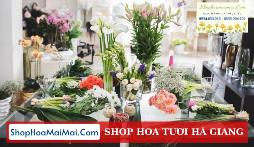Shop hoa tươi tại Hà Giang