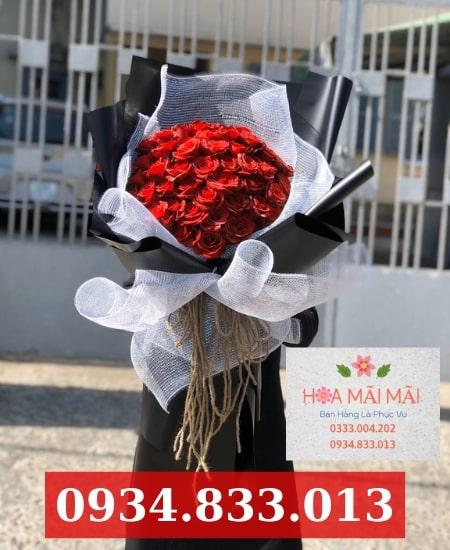 Tiệm hoa tươi chất lượng Hòa Xuân
