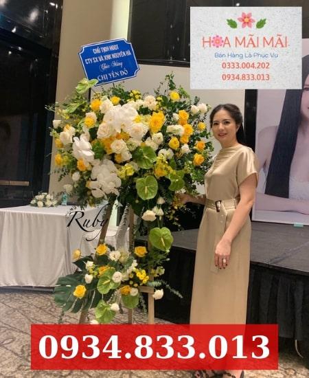 Ship Hoa Khai Trương Tận Nơi Phú Yên